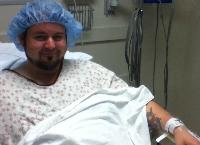Help Travis get back to NIH!