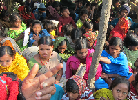 Dalit Women & Children's Education Project