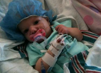 Helping Hands for Baby Brenna
