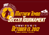 Matthew Tembo Memorial Soccer Tournament Fund