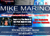 TICKET PURCHASE Mike Marino Comedy Knight