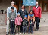 PLEASE DONATE TO The Himalayan Schools Project