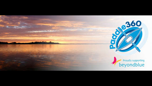 Paddle 360 - Proudly supporting beyondblue