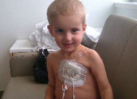 Help get Sammy to his doctor appointments