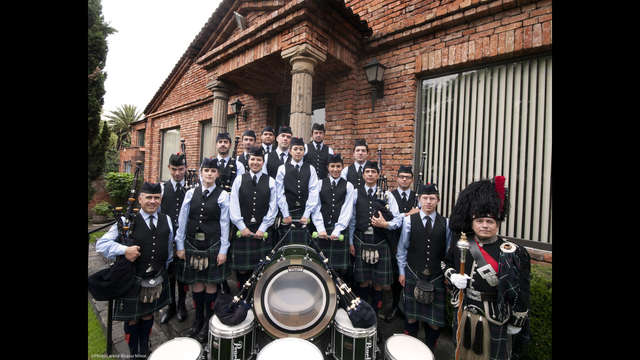 Support the St. Patrick's Battalion Pipes & Drums