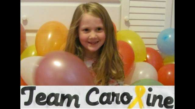 Help Caroline beat cancer!