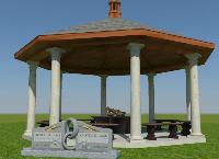 Garen's Eagle Project at Salem City Cemetery