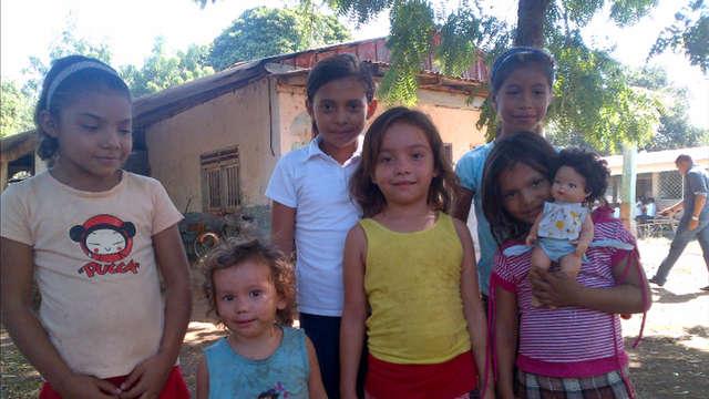 Help make a school safe for the children!