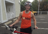 Brian - NYC to BOS Ride for IBD & Ostomy Awareness