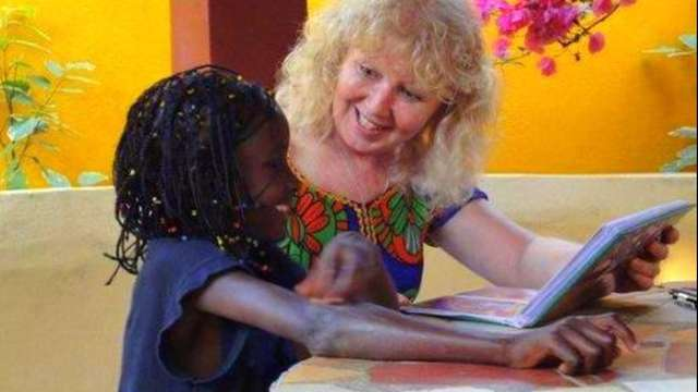 Paying for Gambian Children's Education