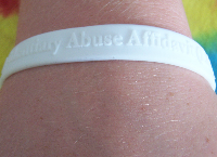 Buy an Evidentiary Abuse Affidavit Bracelet