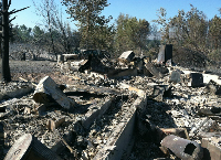 Help Eric & Liz After Wildfire Destroyed Home