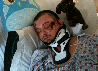 My Son Was In A Terrible Accident and has no way t