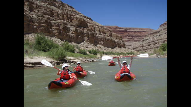 Mother's of Autistic Children~ San Juan River trip