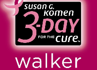 Susan G. Komen 3 Day - Team Boobweiser