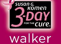 Susan G. Komen 3 Day - Team Boobweiser