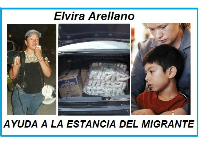 Ayuda a Elvira Arellano y los Migrantes
