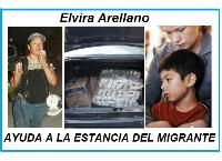 Ayuda a Elvira Arellano y los Migrantes