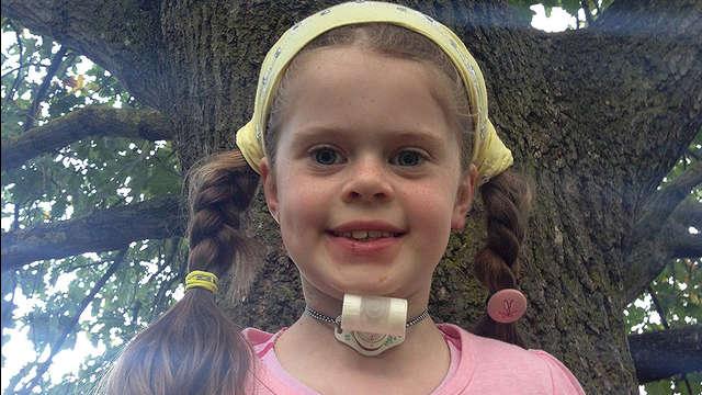 Help Amelia get her voice back