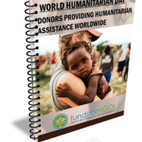 World Humanitarian Day: Donors Providing Humanitarian Assistance Worldwide
