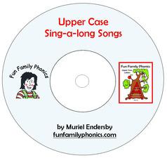 Cd_-_upper_case_sing_along_songs
