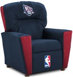 Baseline New Jersey Nets NBA Kids Recliner