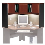 Hansen Cherry Bush Series A Corner Desk