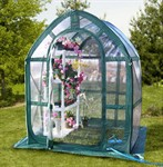 Clear Portable Greenhouse Dome
