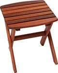 Adirondack Outdoor Patio Side Table