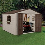Suncast Resin Storage Building Shed