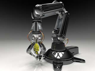 Robot_black_l2_005_linear
