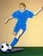 Equipación del Las Rozas Club de Fútbol