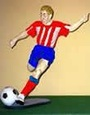 """Equipación del Club Atlético de Madrid """"C"""""""