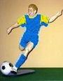 Equipación del juv Móstoles Club de Fútbol