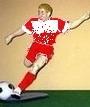 Equipación del Escuela de Fútbol de Vicálvaro