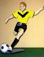 Equipación del Club Deportivo Halcones