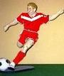 Equipación del juv Escuela de Fútbol Vicálvaro