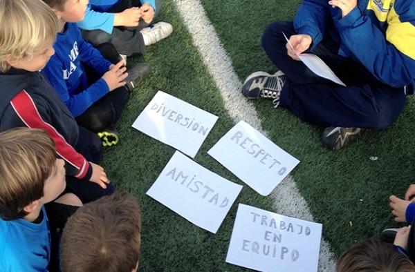 ¿Conoces la Escuela de Valores de la UPAD? ¡ Psicología Deportiva en Madrid !