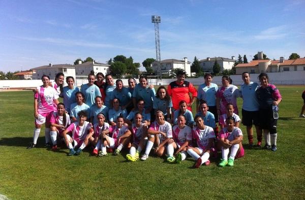 El A.D. Arganda Femenino causa baja en la competición antes del inicio de liga
