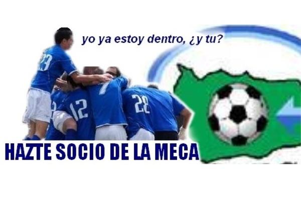 La Meca de Rivas buscan jugadores para jugar en Primera Cadete