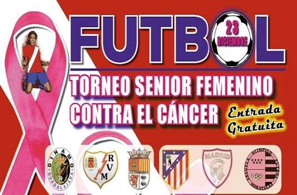 Torneo Sénior Femenino Contra el Cáncer en Torrejón - 23 de diciembre de 2016