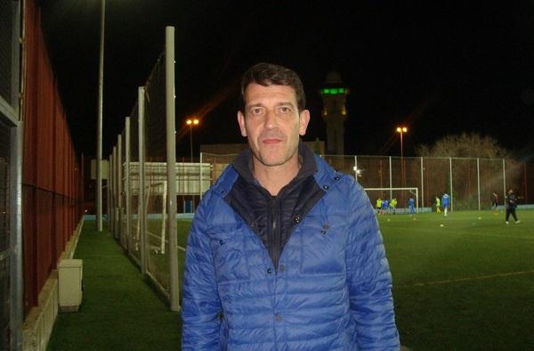 Entrevista a José Gambra, entrenador del C.R. Guindalera  (Temporada 2016/17)