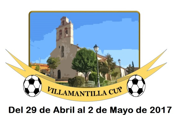 """Torneo Nacional """"Villamantilla Cup"""" (Del 29 de abril al 2 de mayo de 2017)"""