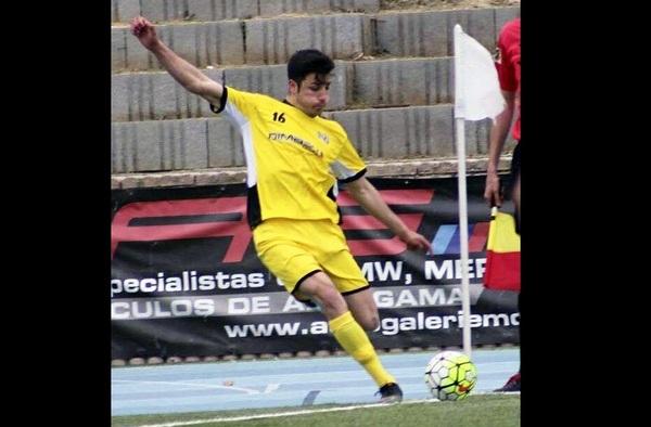Dani Hernández, nueva incorporación del C.D. El Álamo para la temporada 2016/17