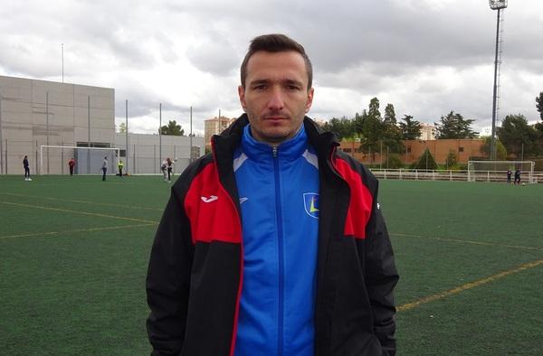 Entrevista a Miguel Ángel Moreno, entrenador del C.D. Tajamar  (Temporada 2016/17)