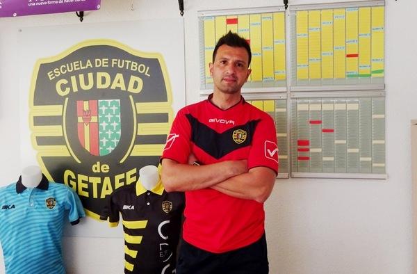 Entrevista a Jaro Vadillo, entrenador del Ciudad de Getafe  (Temporada 2016/17)