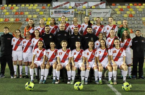 Resumen fútbol femenino: El Colmenar Viejo sigue su marcha triunfal en el grupo 1º de Primera Femenina