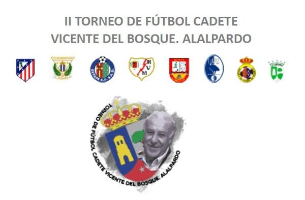 El II Torneo de Fútbol Cadete - Vicente Del Bosque se podrá seguir en directo por internet