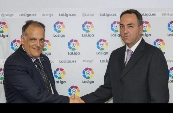 Javier Tebas estará en la inauguración de la nueva sede de ProLiga