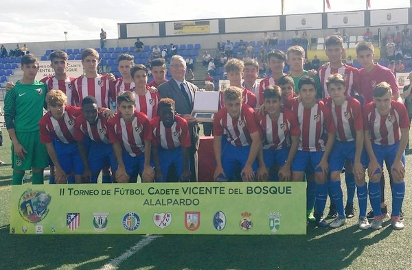 Final - II Torneo de Fútbol Vicente Del Bosque, Villa de Alalpardo (crónica)